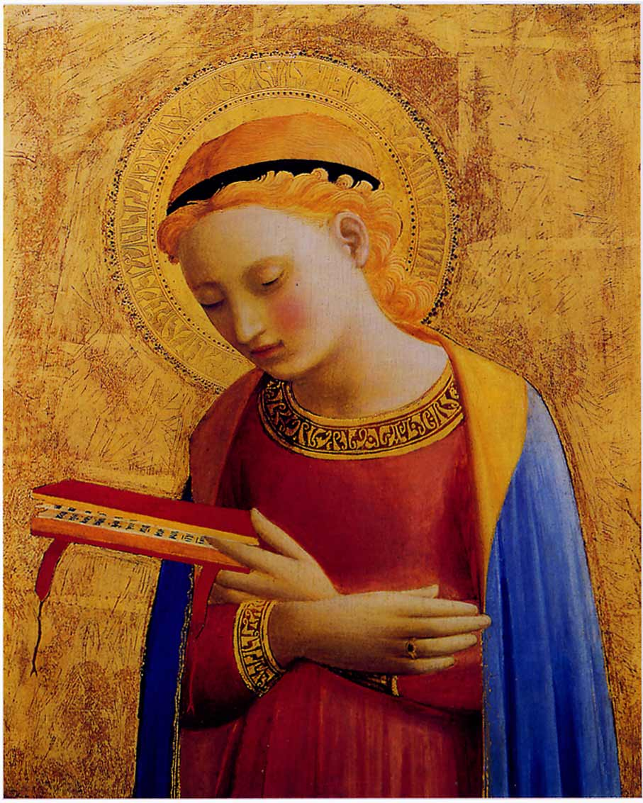 Vergine Maria Beato Angelico